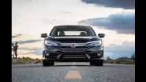 Novo Honda Civic Hatch tem primeira imagem divulgada