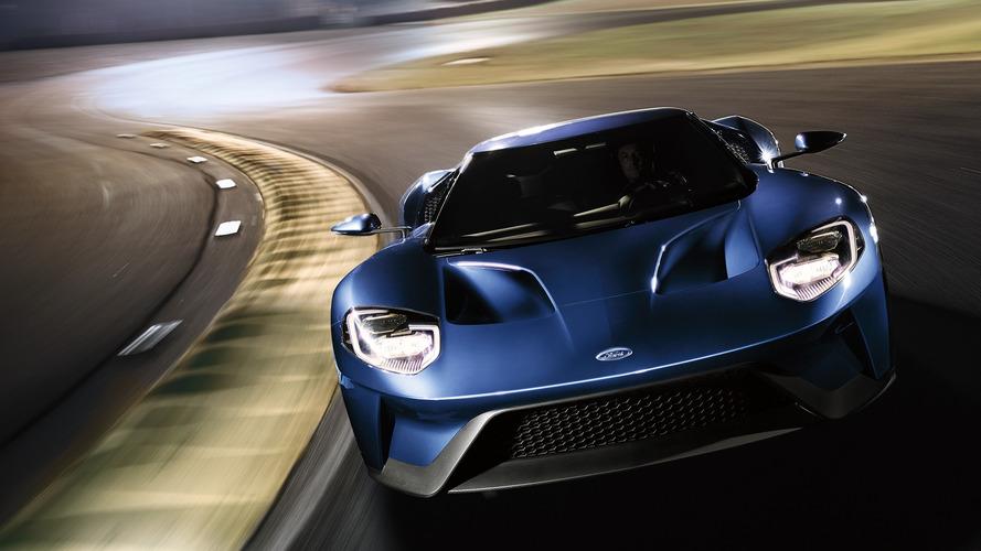 Officiel - 655 chevaux et 347 km/h pour la Ford GT