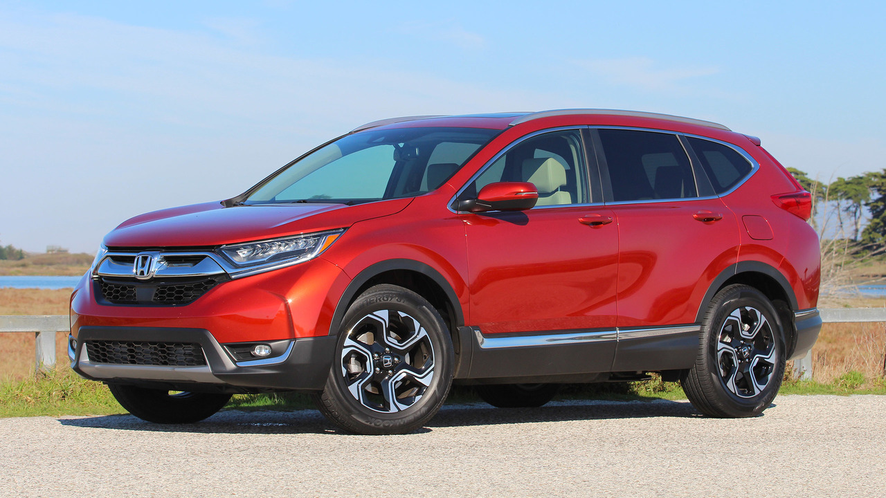 Hybrid Honda Crv >> 2017 Honda CR-V Earns Tougher IIHS Top Safety Pick+ Rating