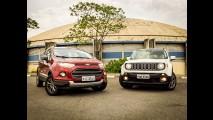 Vendas diretas: Renegade e Ecosport no top 10 – confira os mais vendidos em outubro