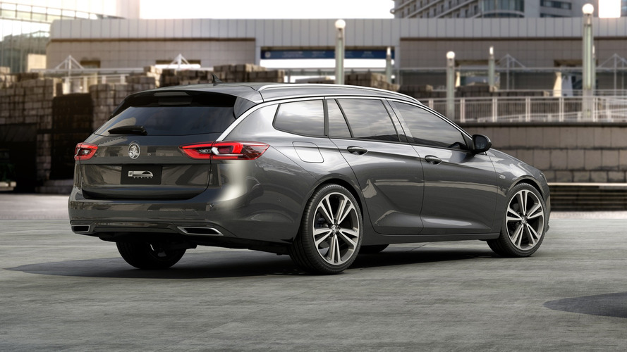 Opel Insignia Sports Tourer 2017