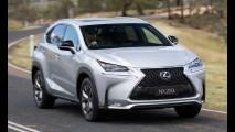 Lexus quer quintuplicar vendas no Brasil usando concessionárias da Toyota