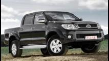 África do Sul, agosto: Conheça os modelos mais vendidos