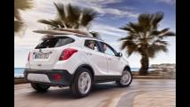 Opel Mokka tem preços divulgados na Europa - Modelo custará o equivalente a R$ 47.600,00