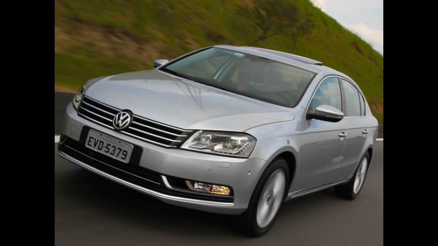 Alemanha, maio: VW repete abril e emplaca os três modelos mais vendidos