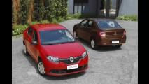Novo Renault Logan chega por R$ 28.990 iniciais