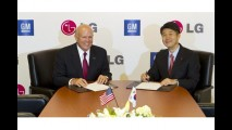 Parceria: General Motors e LG firmam acordo para desenvolvimento de modelos elétricos