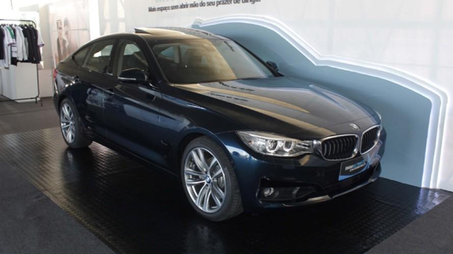BMW Série 3 GT chega em outubro por R$ 154.950