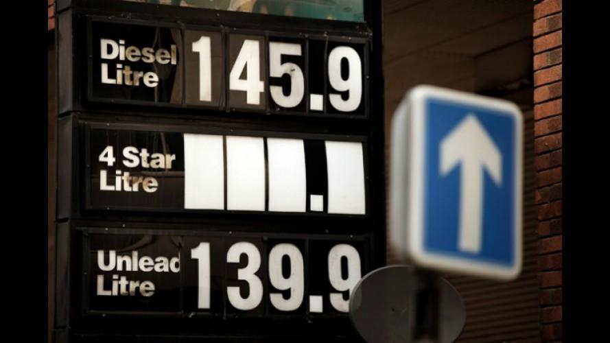 Tem que pagar: Reino Unido quer proibir abastecimento de carros sem seguro