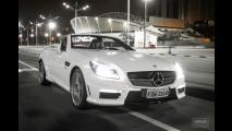 Teste: Mercedes-Benz SLK 55 AMG - Caçula endiabrada