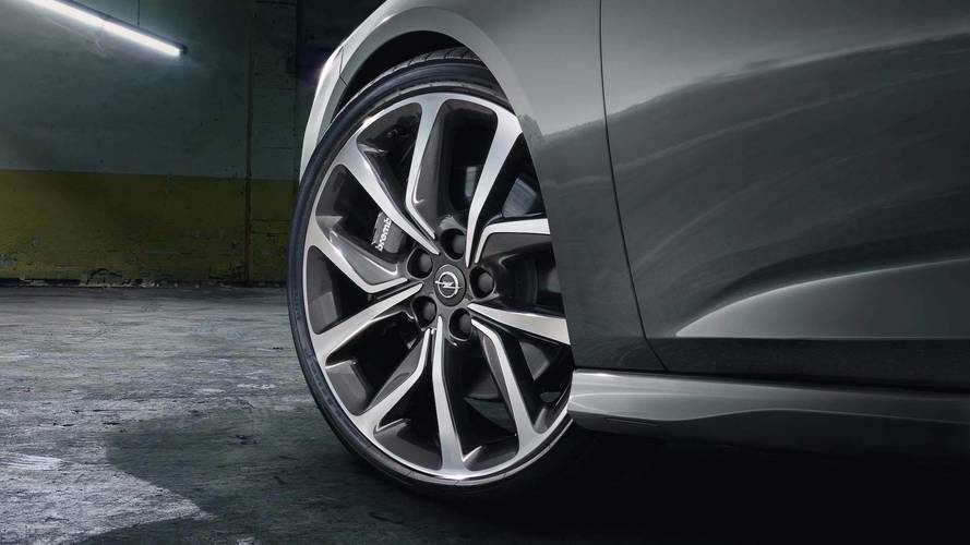 Opel Insignia GSi Nurburgring