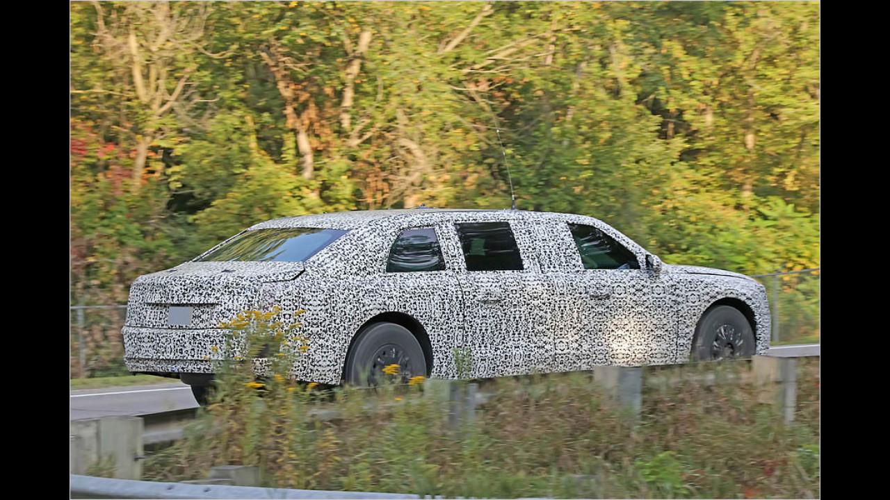 Cadillac ,The Beast
