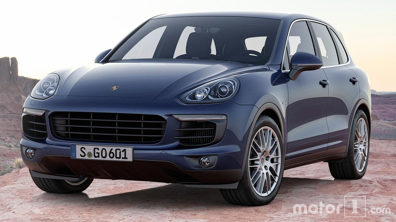 2019 porsche cayenne see the changes side by side. Black Bedroom Furniture Sets. Home Design Ideas