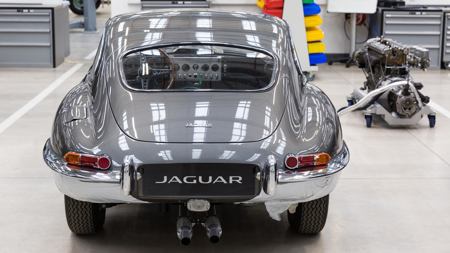 Jaguar Land Rover Classic Works In Pictures