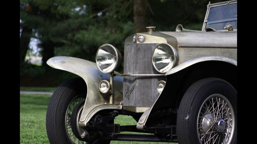 Milano in festa per i 100 anni di Alfa Romeo