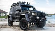 Jon Olsson - Mercedes-Benz G500