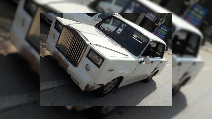 Amikor egy Rolls-Royce és egy Lada találkozik, annak jó vége nem lehet