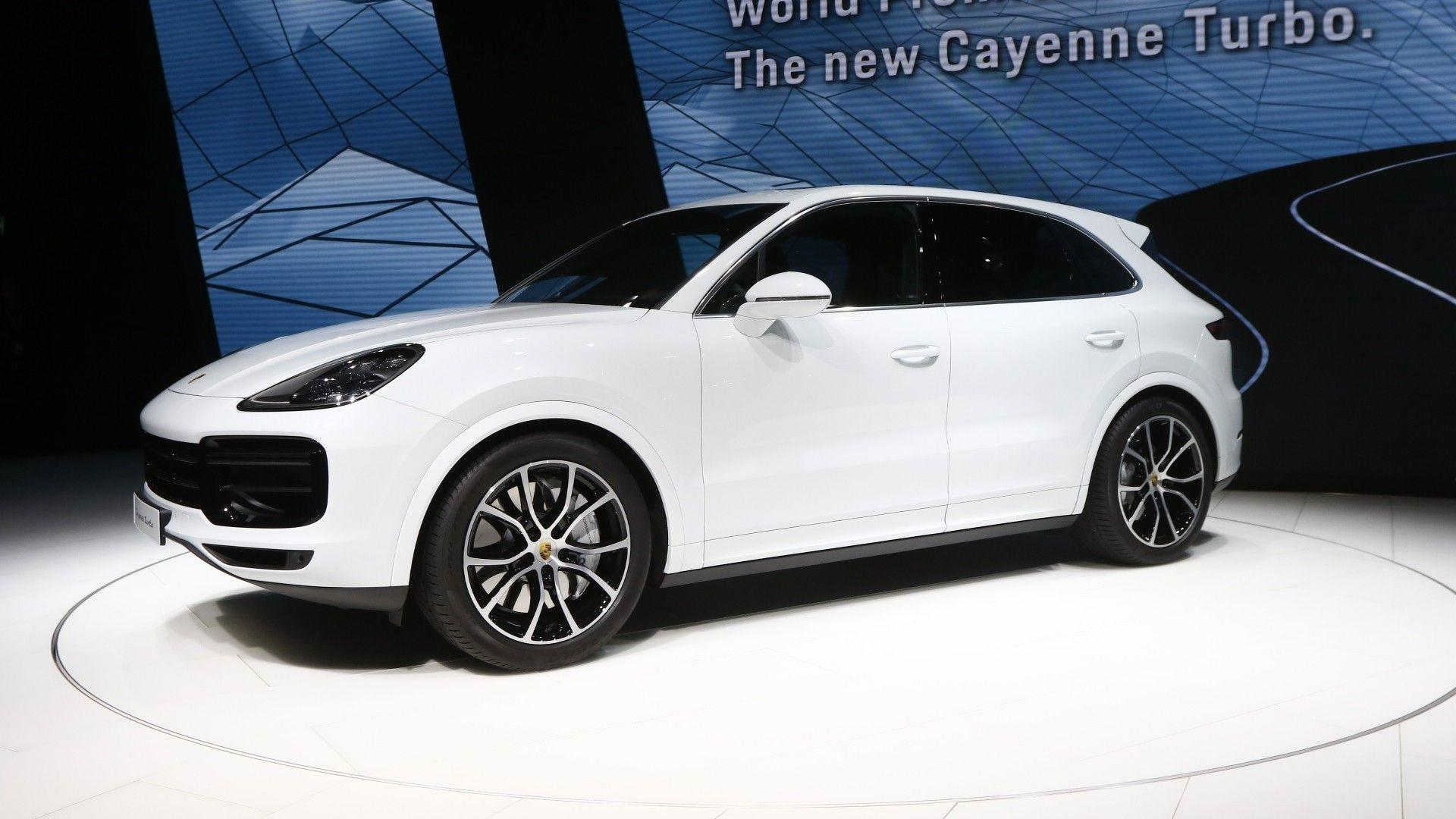 new cayenne turbo is the porsche 911 of suvs. Black Bedroom Furniture Sets. Home Design Ideas