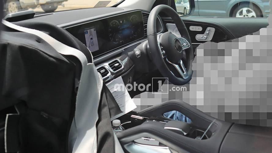 New 2019 Mercedes GLE Spy Photos Give A Peek Inside