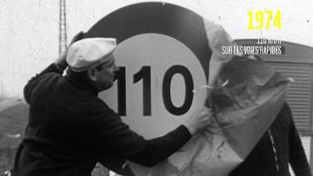 La Sécurité Routière fait campagne pour les 80 km/h