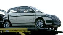 SPY PHOTOS: Lancia Ypsilon Facelift