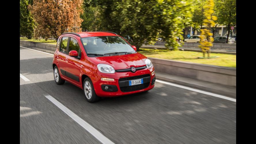 Fiat Panda lancia la sfida del bio-metano