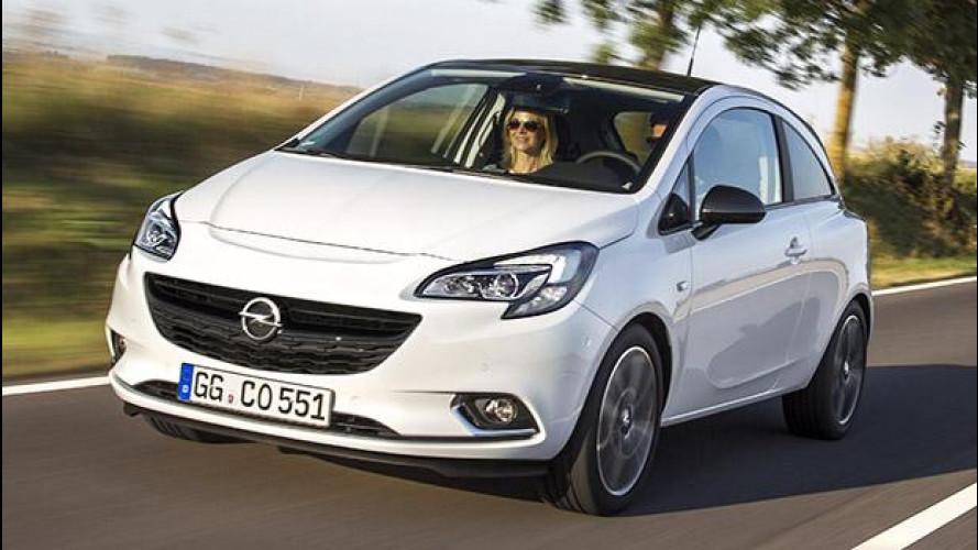 Nuova Opel Corsa, ecco la GPL
