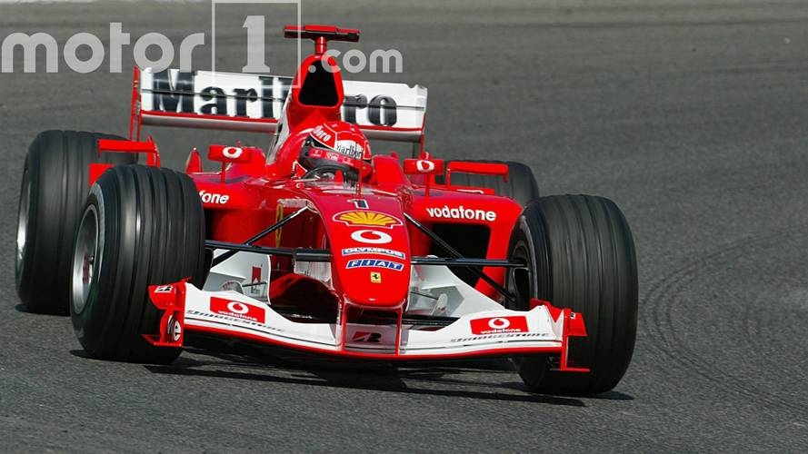 Schumacher's Ferrari fetches £5.7m