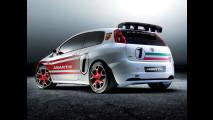 Fiat Grande Punto S2000 Abarth