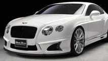 Wald previews their Sports Line package for the Bentley GT