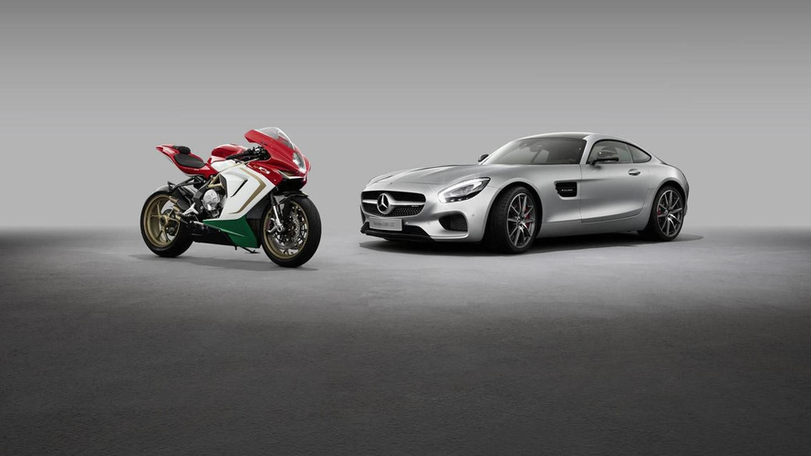Mercedes-AMG Sells 25 Percent Stake Back To MV Agusta