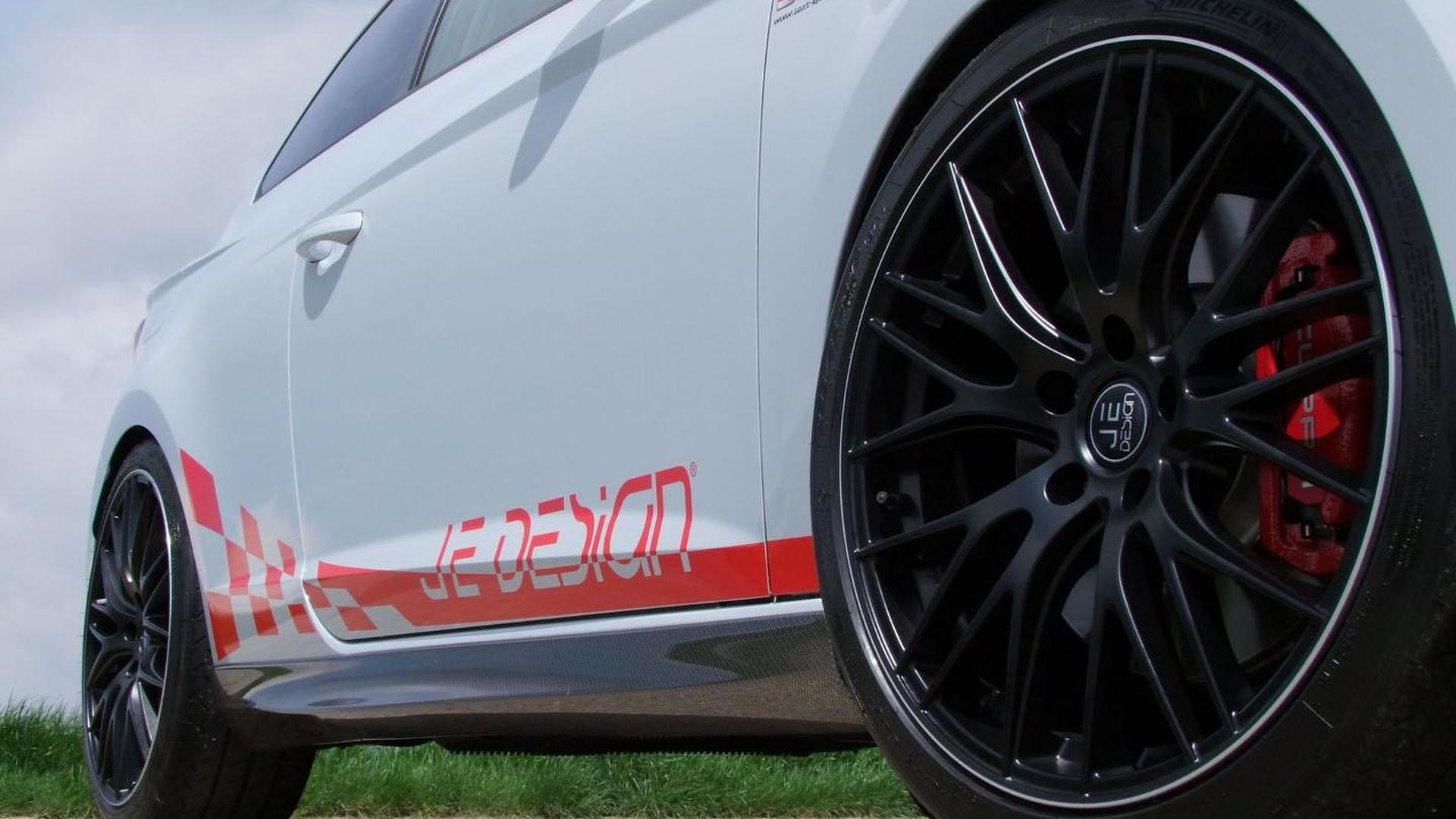 Многоспицевые диски SEAT Leon Cupra 280 от JE Design