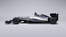 2015 Williams FW37 F1 race car