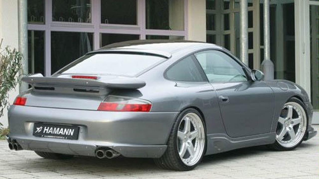 Hamann Porsche 996