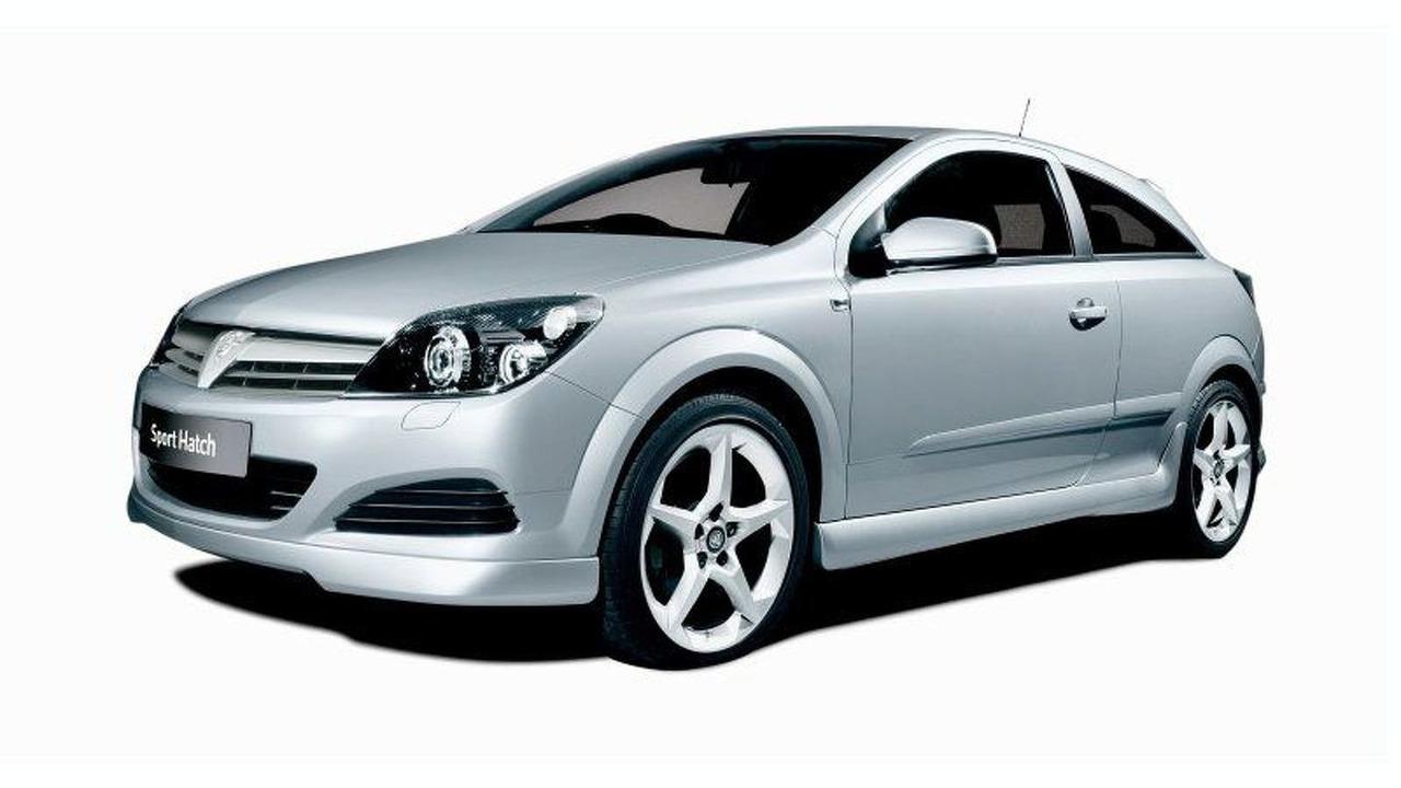Vauxhall VXR Styling Packs