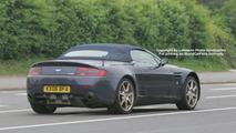 Spy Photos: Two New Aston Martin Models