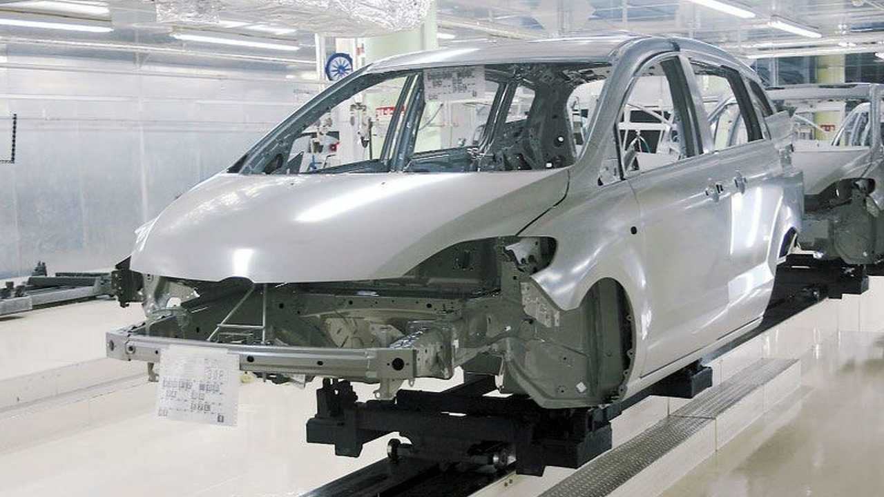 Mazda Adopts More Eco-Friendly Painting Process