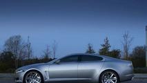 All New Jaguar C-XF Concept