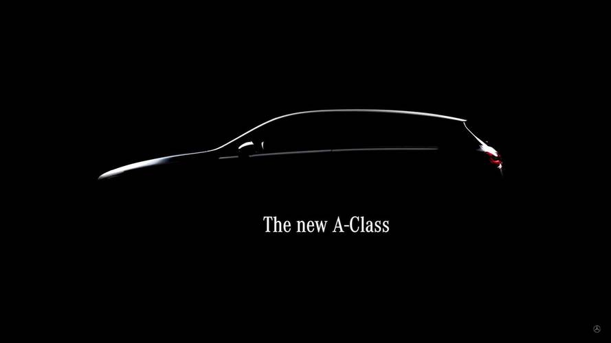 VIDÉO - Un dernier teaser pour la nouvelle Mercedes-Benz Classe A