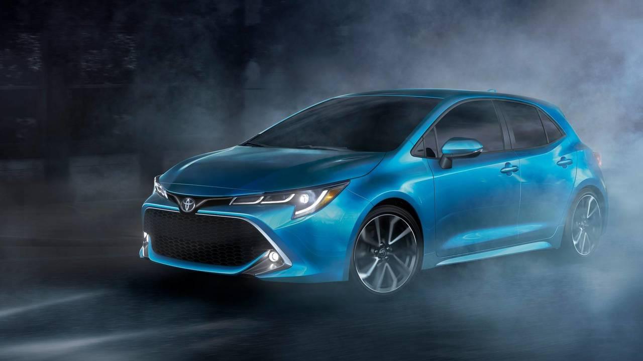 Toyota Auris Next Generation 2018 >> 2019 Toyota Corolla Hatchback Gets Sharper Looks, New Platform