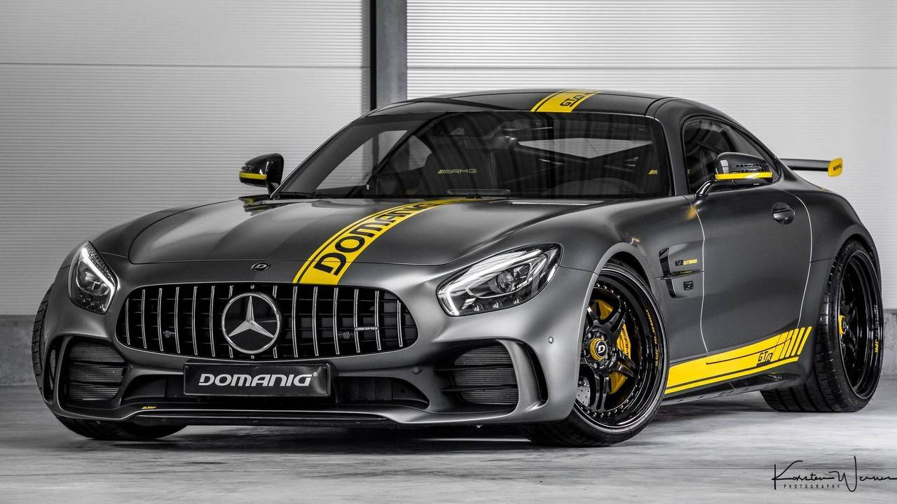 Mercedes-AMG GT R by Domanig