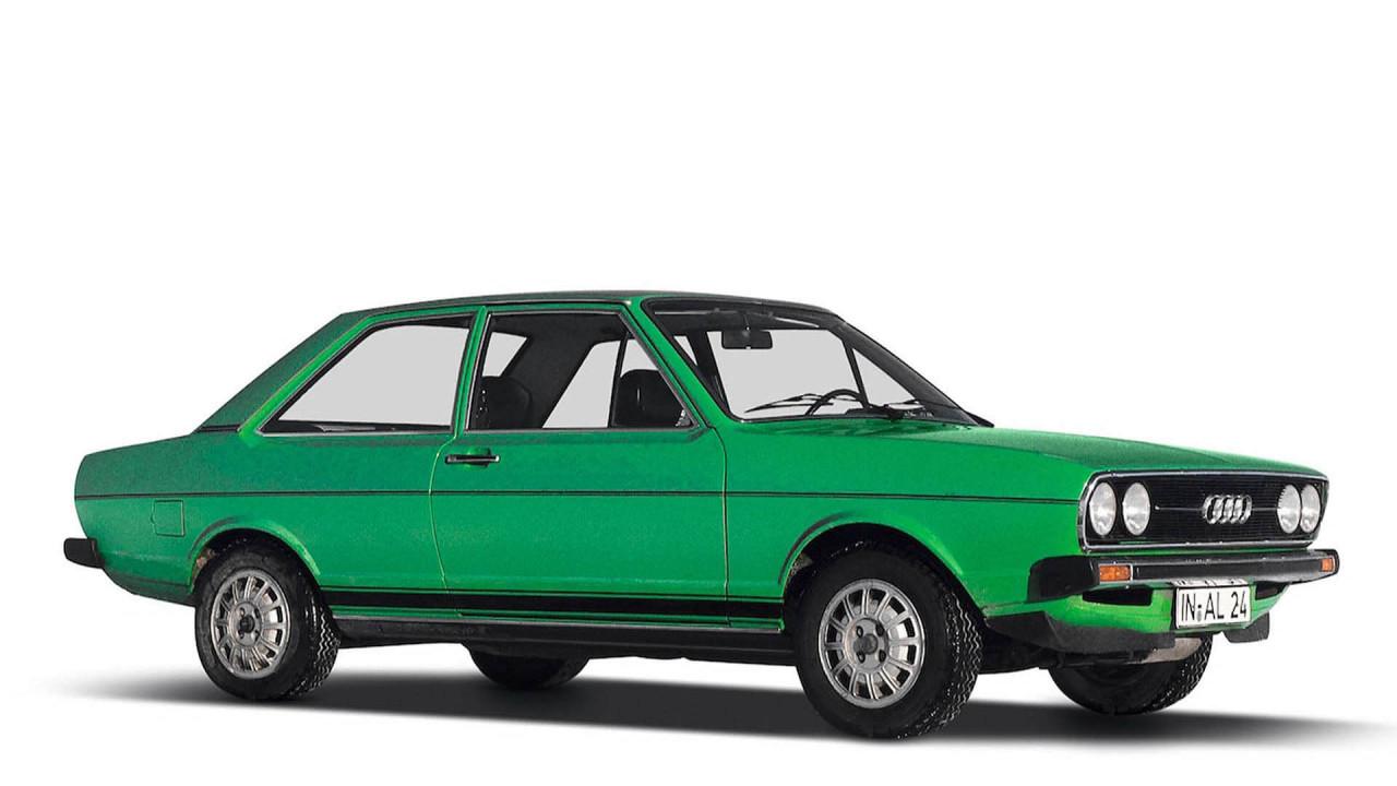 1973: Audi 80