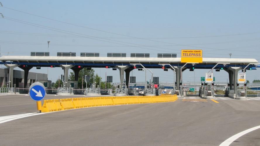 Pedaggi autostradali, il 2018 inizia con rincari