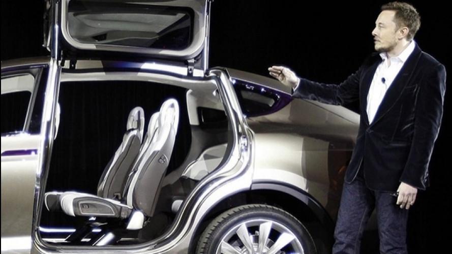 Tesla, una novità top secret il 17 ottobre