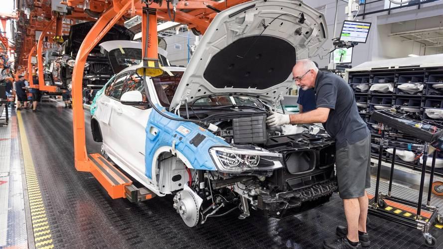 Életét vesztette egy ember a BMW spartanburgi gyárában