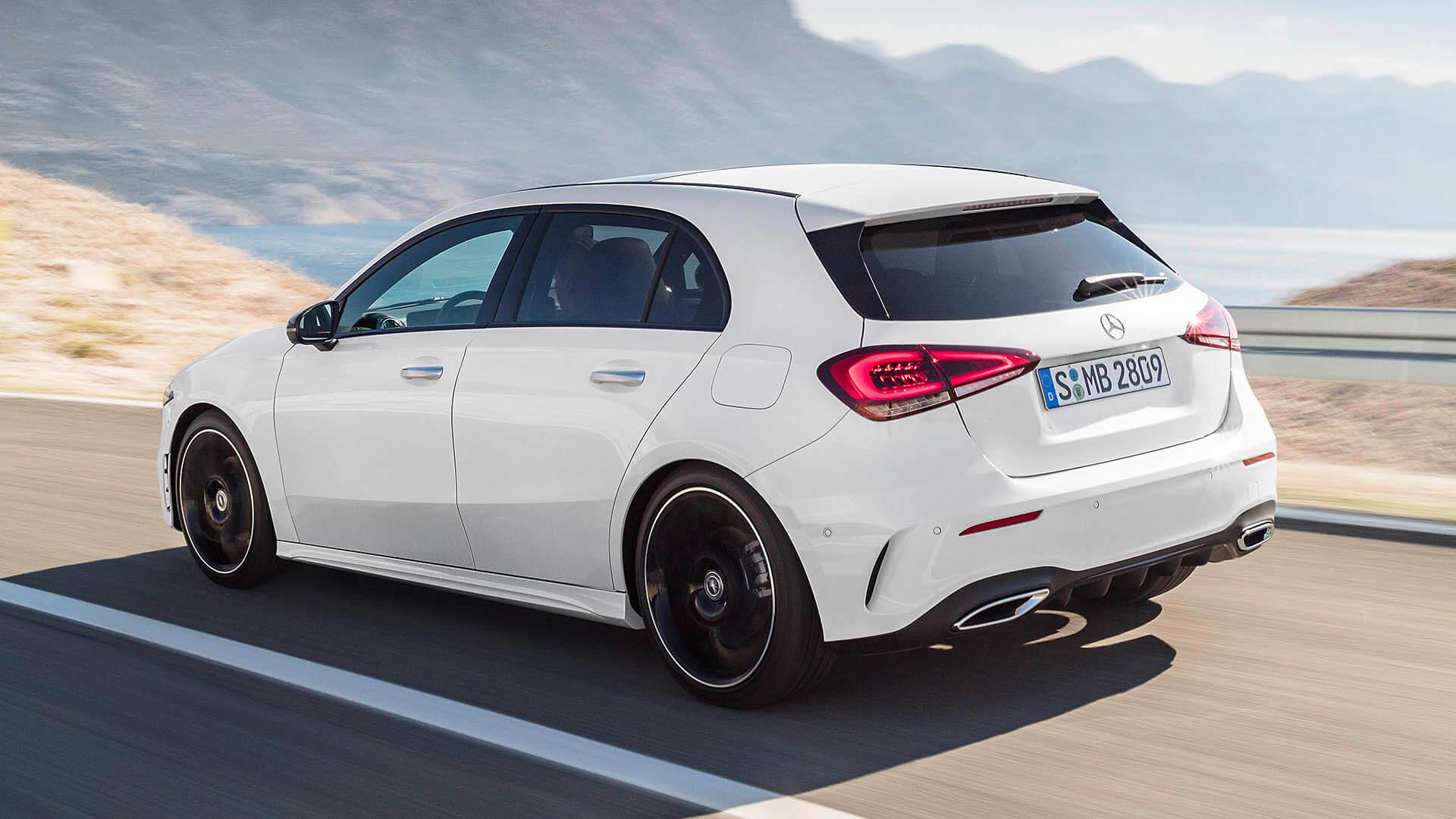 Mercedes benz a klasse for Mercedes benz ticker symbol