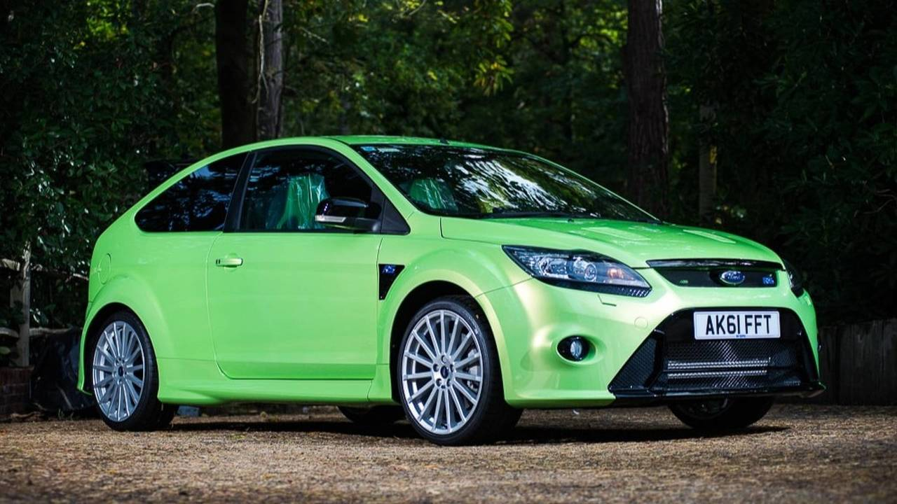 Ford Focus RS (2009)