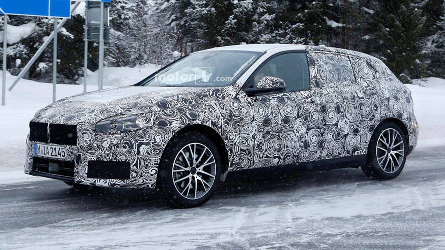 2019 BMW 1 Series To Ride On New Front-Wheel-Drive Platform