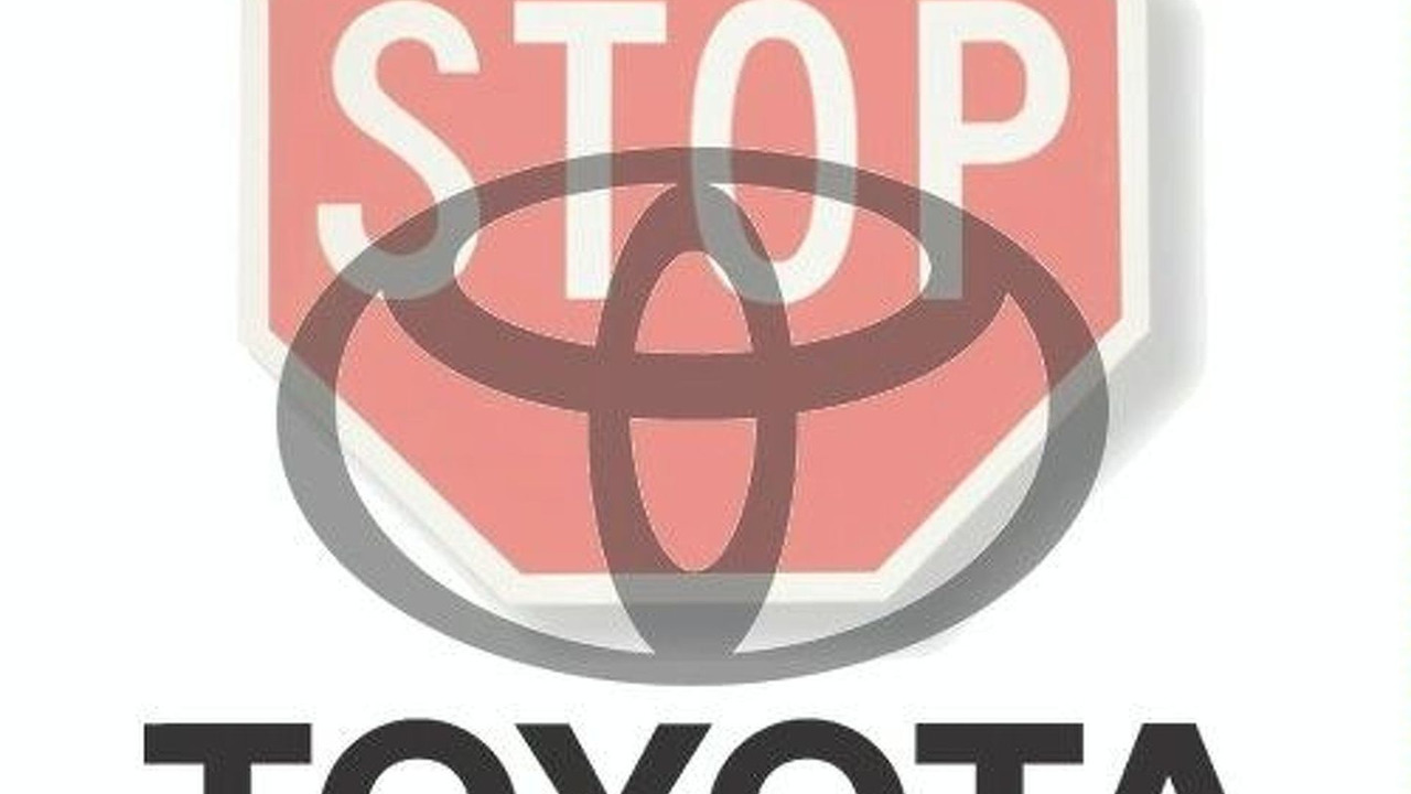 Toyota Stop Sign