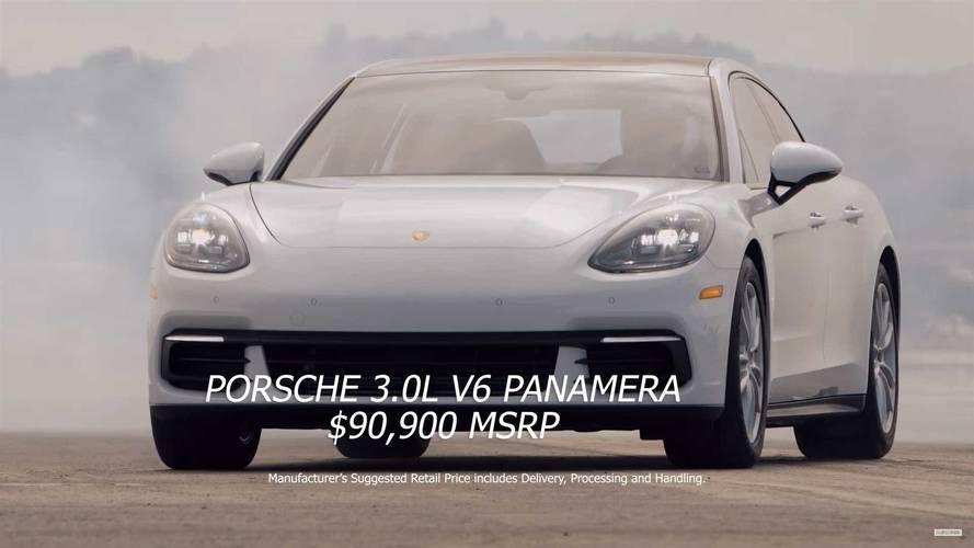 Kia vs Porsche vs BMW